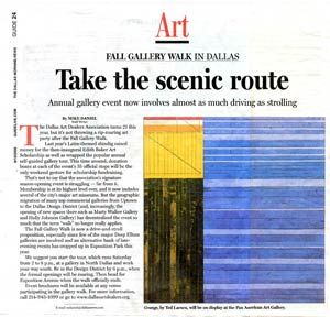Guide Live - Gallery Walk Article