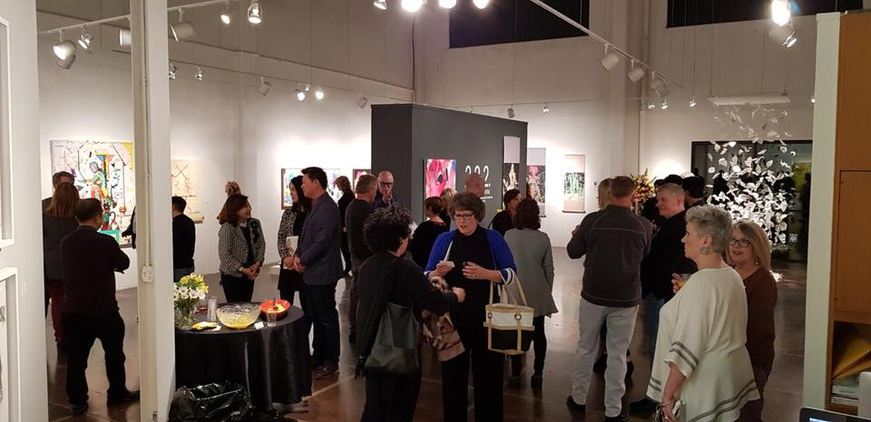 Mary Tomas Gallery Opening 2018
