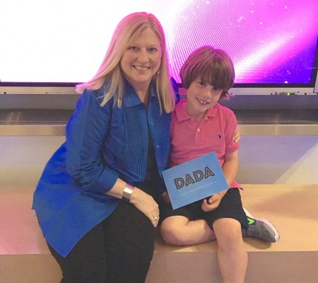 Cathy and Caden