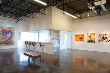 Lawley Art Group gallery interior