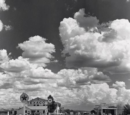 Andreas Feininger - Route 66 Arizona 1953 at Afterimage Gallery