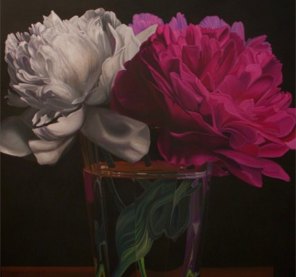Patrick Gordon - Peony at Craighead Green