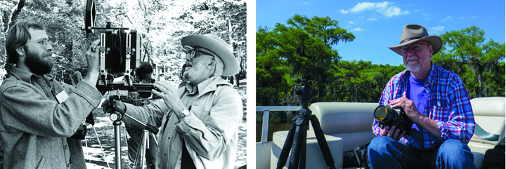 Master photogapher Alan Ross, photographic assistant to Ansel Adams, at Sun to Moon Gallery