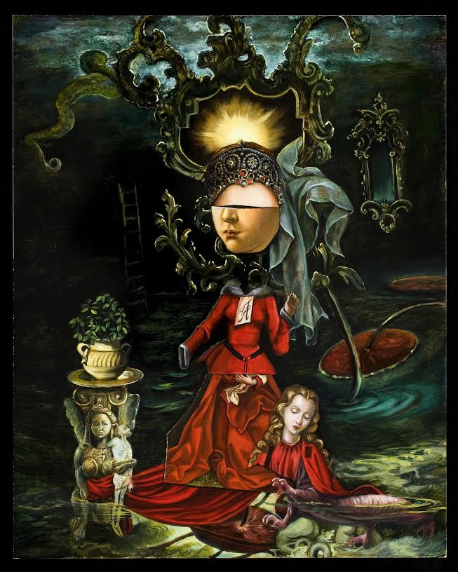 The Bride by Carrie Ann Baade