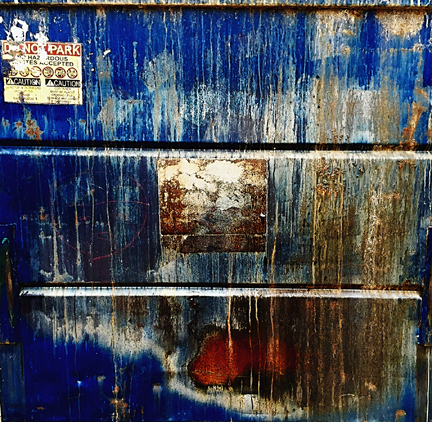 Dumpster Collectible 1 by Philip Goodman