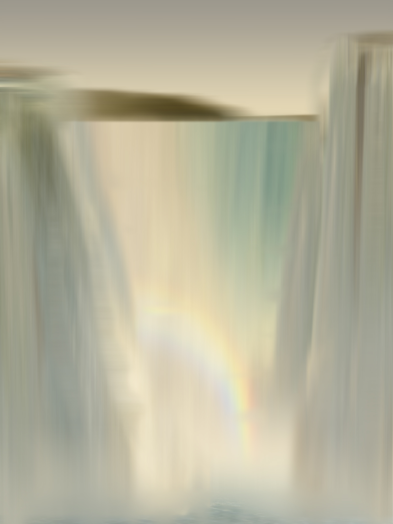 Ted Kincaid, Variation on a Waterfall by Church, 2015