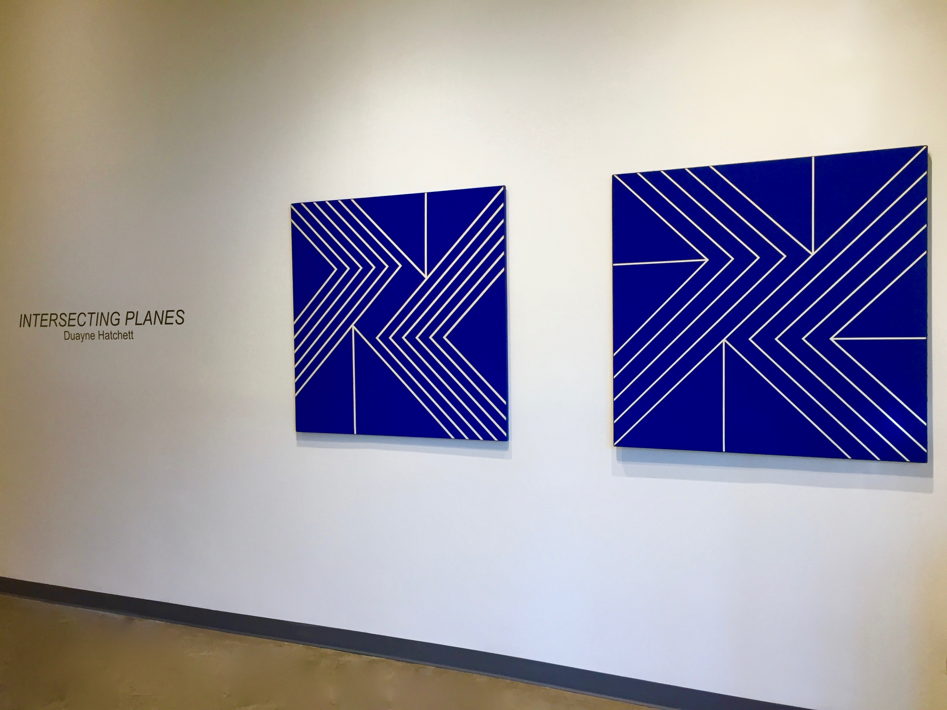 Intersecting Planes: Modern Works from the Estate of Duayne Hatchett