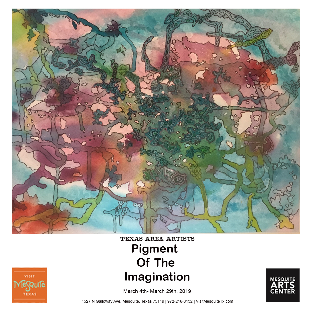 Texas Area Artists: Pigment of the Imagination