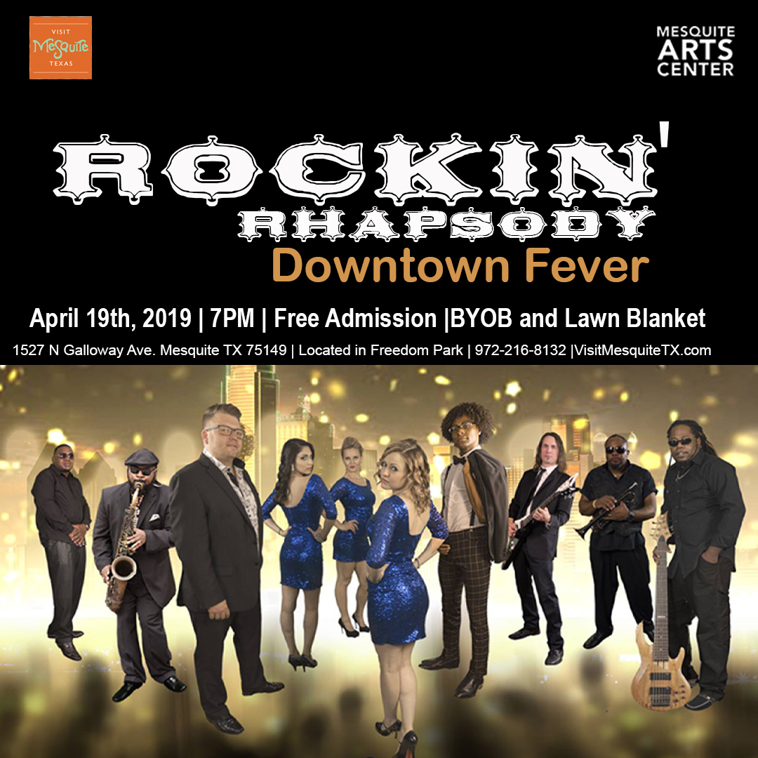 Rockin' Rhapsody: Downtown Fever